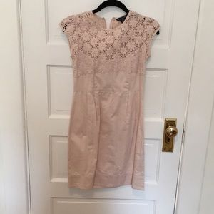 Blush French Connection Dress